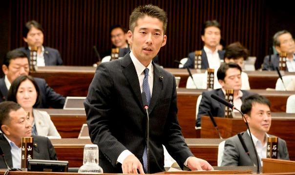 神奈川県議会議員 武田翔 プロフィール